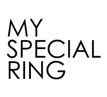 MY SPECIAL RING